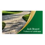 Landscape Professionals Pack Of Standard Business Cards