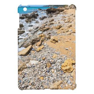Landscape rocky coast Kefalonia Greece Cover For The iPad Mini