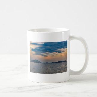 Landscape Scene from Ipanema Beach Rio de Janeiro Coffee Mug