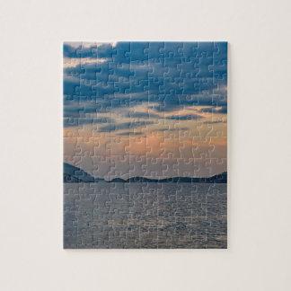 Landscape Scene from Ipanema Beach Rio de Janeiro Puzzles