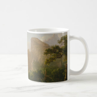 "Landscape-scene from ""Thanatopsis "" Coffee Mug"