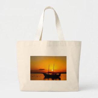 Landscape Sunrise 05 Digital Art - Bag