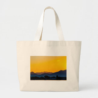 Landscape Sunset 03 Digital Art - Bag