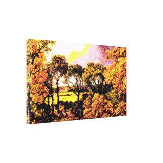 Landscape - Thomas Gainsboroug Canvas Print