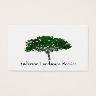 Landscape Tree Removal Card