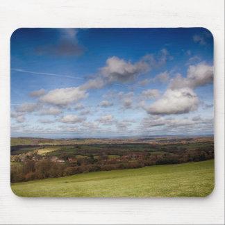 Landscape View Mouse Pad