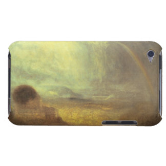 Landscape with a rainbow iPod touch cases