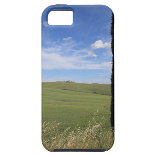Landscape with Cypress iPhone 5 Cover
