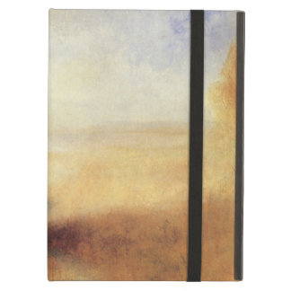 Landscape With Distant River And Bay by JMW Turner iPad Air Case