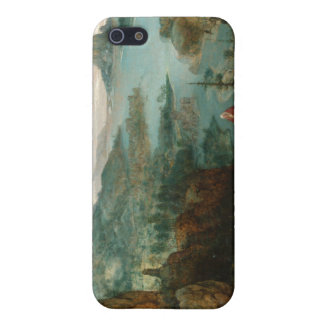 Landscape with Flight into Egypt - Pieter Bruegel Case For The iPhone 5