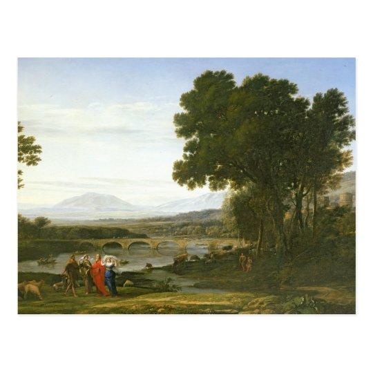 Landscape with Jacob, Laban, and Laban's Postcard