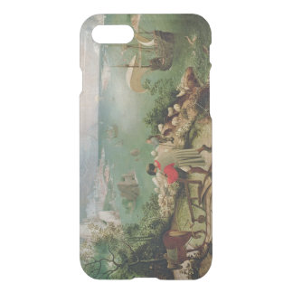 Landscape with the Fall of Icarus, c.1555 iPhone 7 Case
