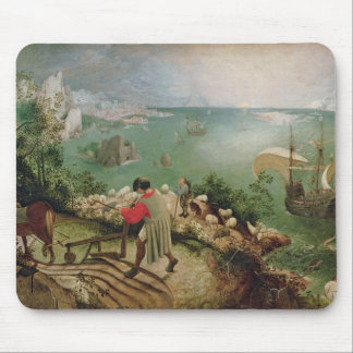 Landscape with the Fall of Icarus, c.1555 Mouse Pad