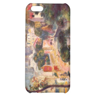 Landscape with the view of Sacre Coeur by Renoir iPhone 5C Case