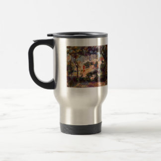 Landscape with the view of Sacre Coeur by Renoir Mug