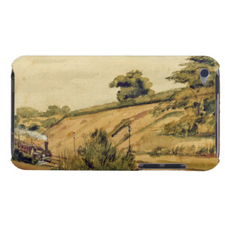 Landscape with Train, 1854 (w/c and pencil on pape Barely There iPod Cases