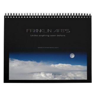 Landscapes 2012 wall calendars