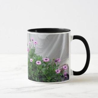 Landscaping Dasies Mug