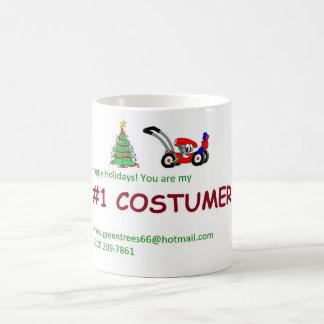 landscaping gift coffee mug