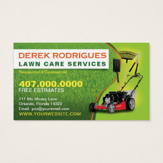 lawn mower business cards papel lenguasalacarta co