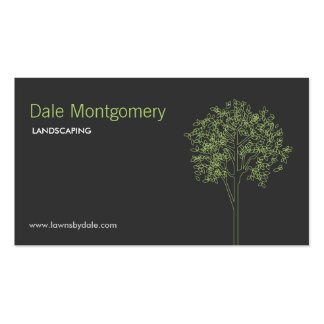 Browse the Gardening Business Cards Collection and personalise by colour, design or style.