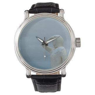Landsýn - Land in Sight Sculpture Iceland Wrist Watches
