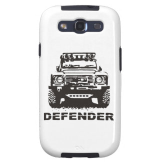 Landy Land rover Defender Hikingduck Galaxy S3 Cases