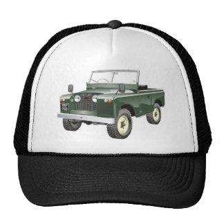 Landy Land rover Defender Hikingduck Mesh Hat