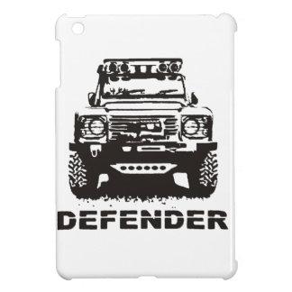 Landy Land rover Defender Hikingduck iPad Mini Covers