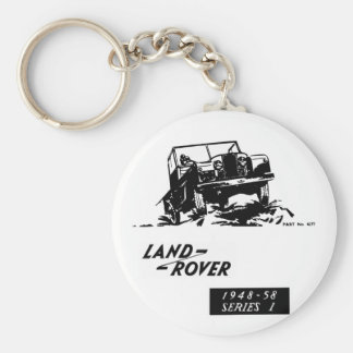 Landy Land rover Defender Hikingduck Key Chains