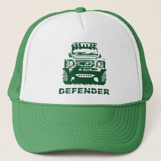 Landy Land rover Defender Hikingduck Trucker Hat