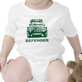 Landy Land rover Defender Tee Hikingduck
