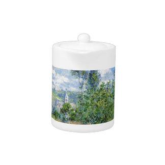 Lane in the Poppy Fields - Claude Monet