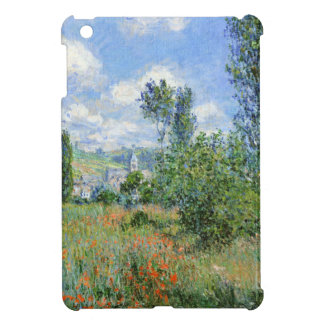 Lane in the Poppy Fields - Claude Monet Case For The iPad Mini