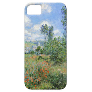 Lane in the Poppy Fields - Claude Monet iPhone 5 Covers