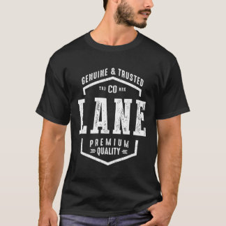 Lane Name T-Shirt