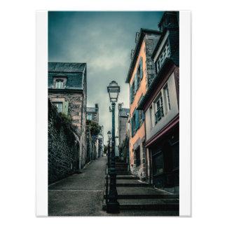 Lane - photograph 30x40cm