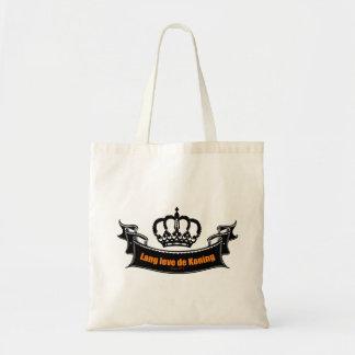 Lang leve de Koning Bag