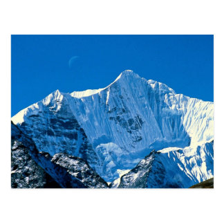Lang Tang Himal, Nepal Postcard