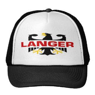Langer Surname Cap