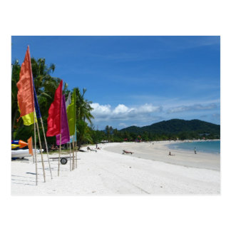 Langkawi Beaches Postcard