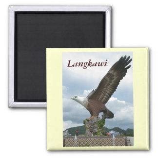 Langkawi Eagle Square Magnet