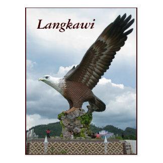 Langkawi Eagle Postcard