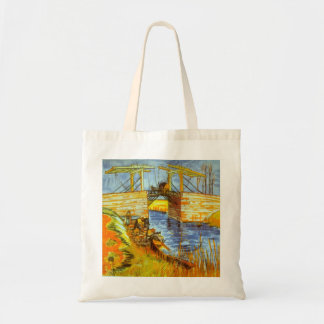 Langlois by Vincent van Gogh Canvas Bag