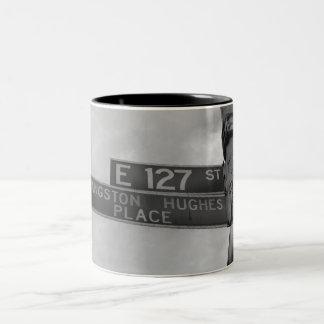 Langston Hughes Place mug