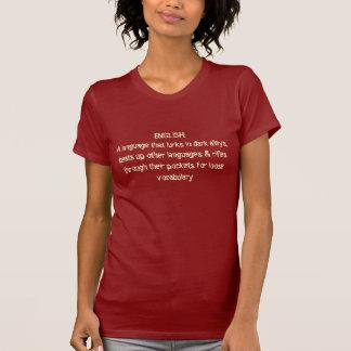 Language Bully T-Shirt