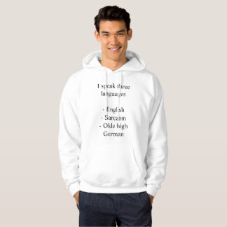 Languages Sweater