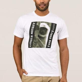 Langur Monkey Task Force T-Shirt