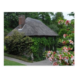 Lanhydrock Cottage Postcard