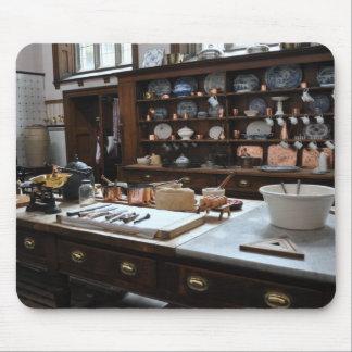 Lanhydrock Kitchen Mousepad